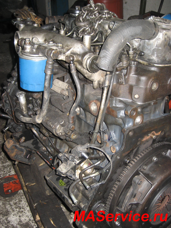 Двигатель д-240 ремонт своими руками 31