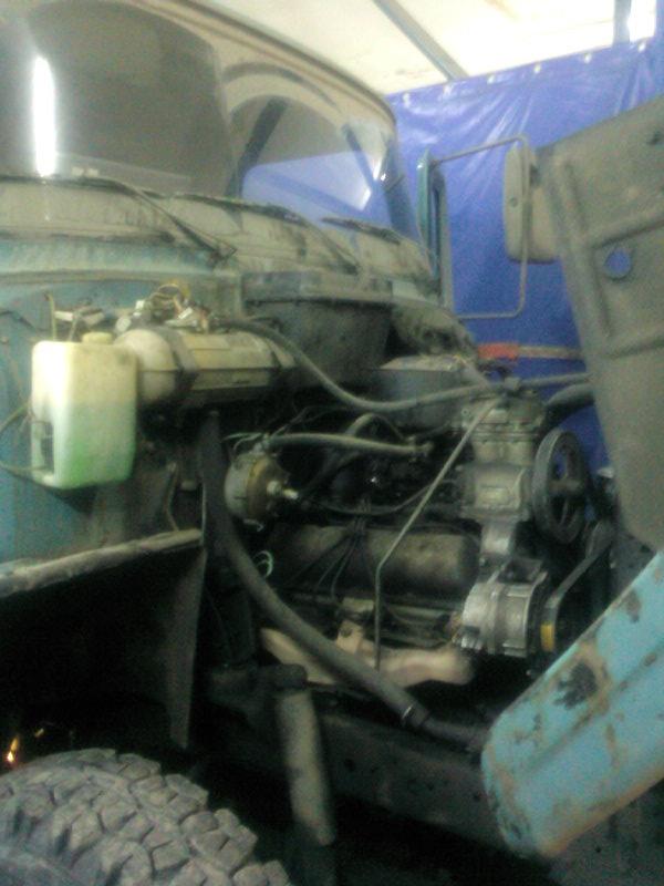 Переборка двигателя д 245 видео