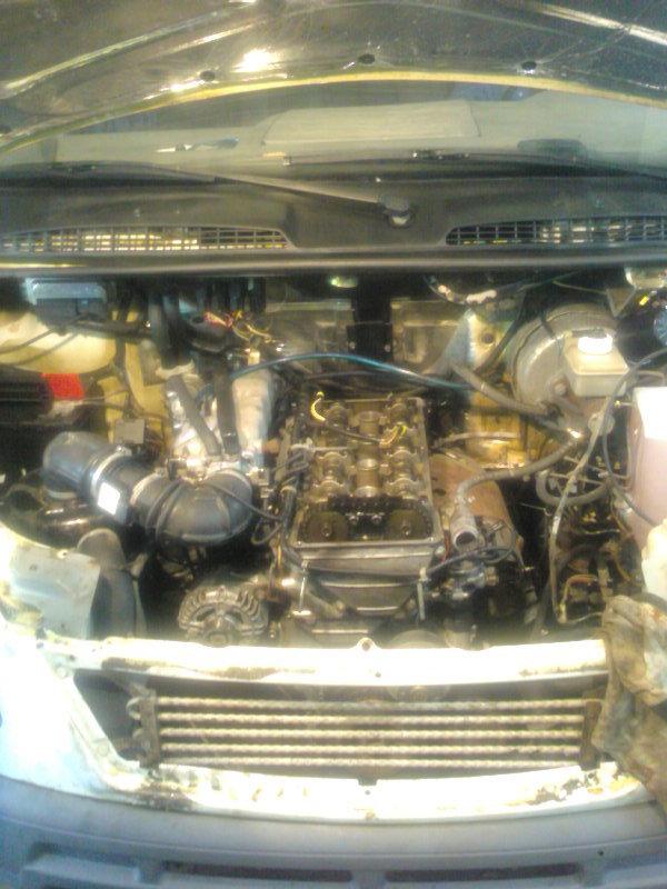 ремонт двигателей ГАЗель,