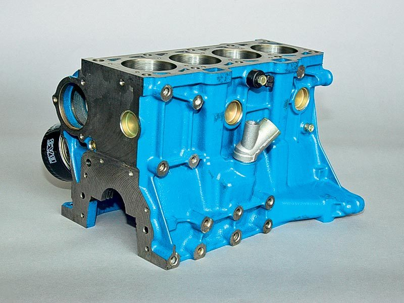 ремонт двигателя ВАЗ 2101,