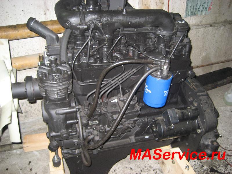 Двигатель Д-245 Сборка Инструкция - фото 10