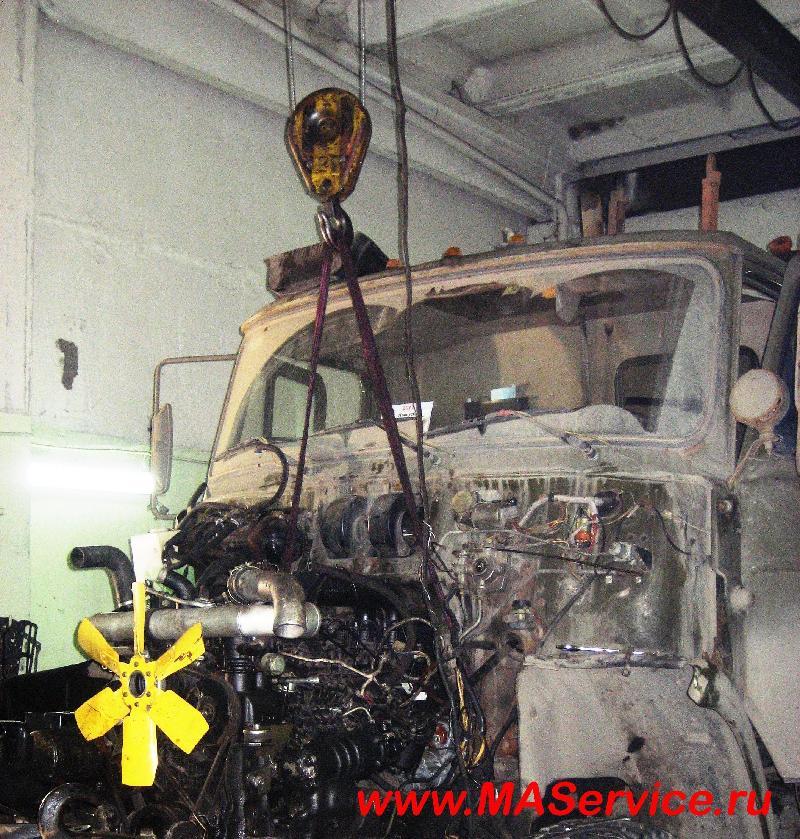 дизельный двигатель Д-260