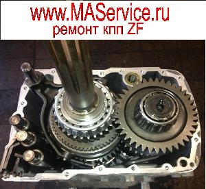 Ремонт КПП МАЗ ZF ЗФ (MAZ) ZF-16S109 (ZF16S109)