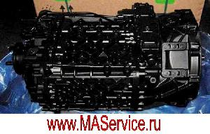 Ремонт КПП РЕНО RENAULT ZF ЗФ ZF-16S18 (ZF16S18)