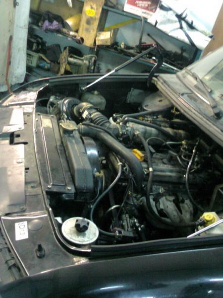 Переборка двигателя УАЗ (UAZ)